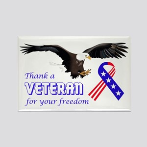 Thank A Veteran Magnets